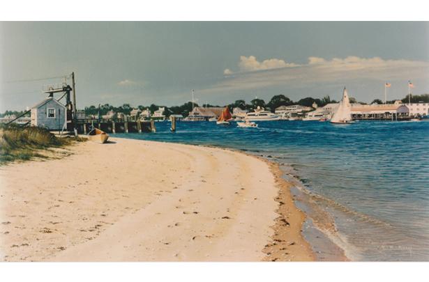 Chappaquiddick Beach