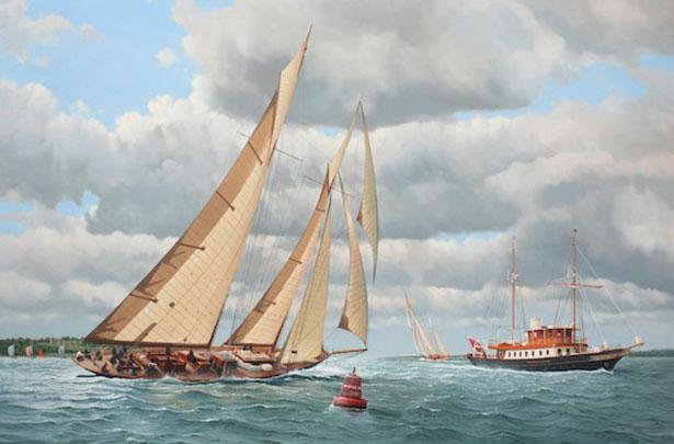Mariette and Atlantide