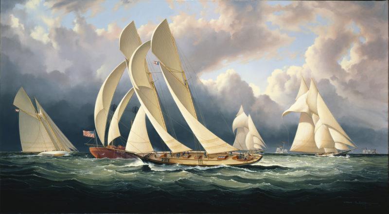 Dauntless Sandy Hook