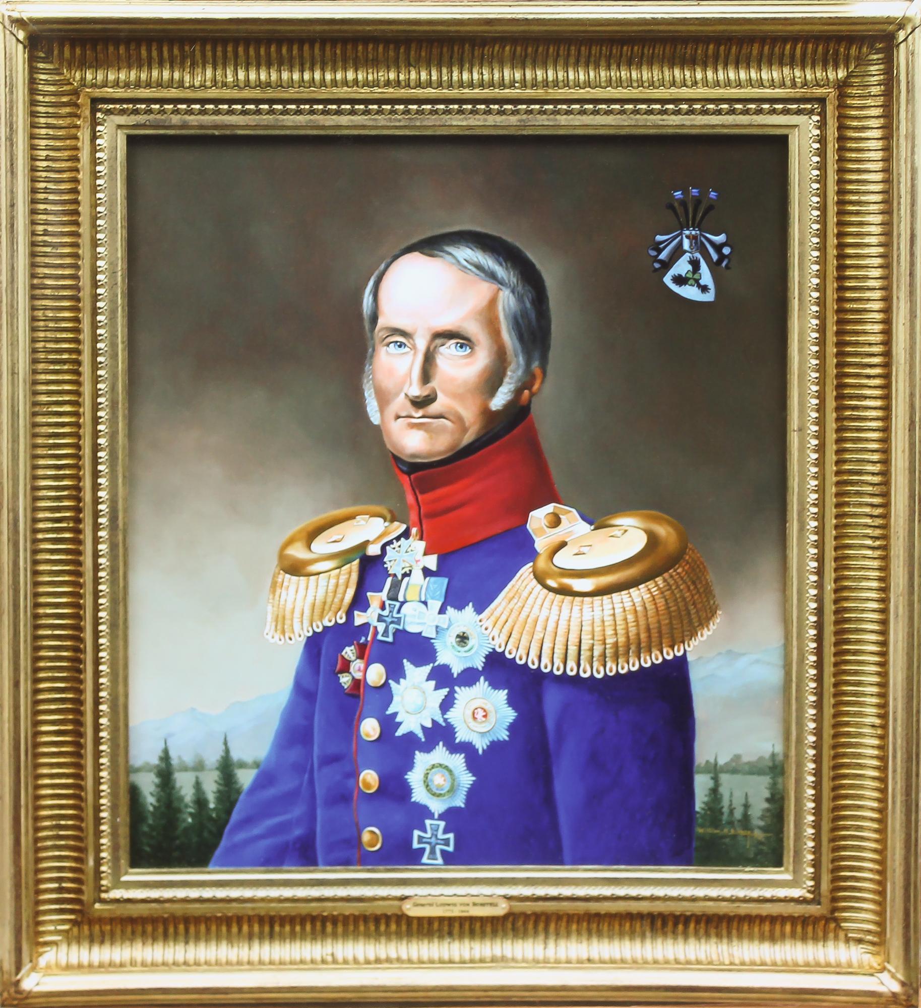 Gen Von Borstell