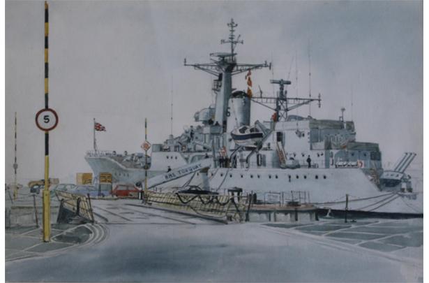 HMS Torquay