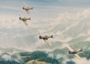 Mowhawks over Burma